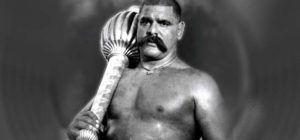 The Great Gama. The power of his 'stache alone is enough to bring most men to tears.