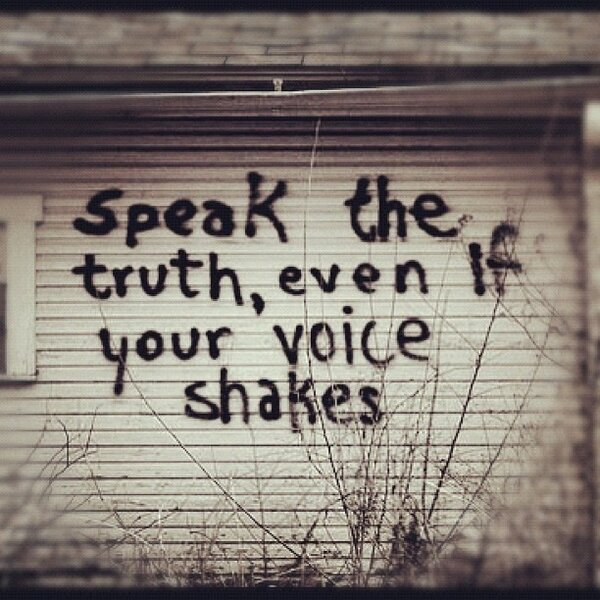 speak-the-truth